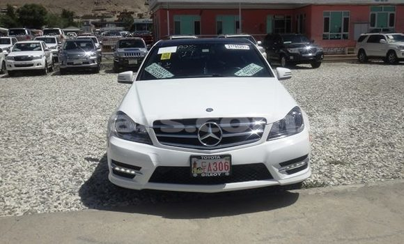 Buy New Mercedes‒Benz 250 White Car in Kabul in Kabul