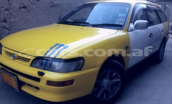 Buy Used Toyota Corolla Other Car in Kabul in Kabul