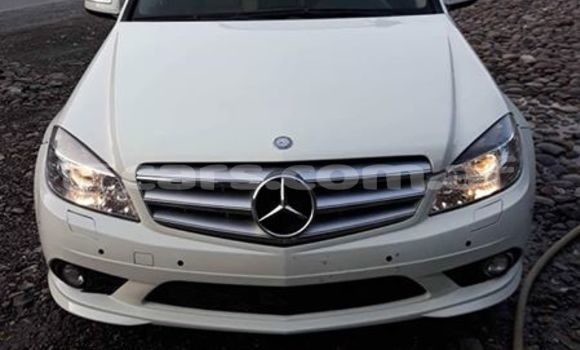 Buy Used Mercedes‒Benz C–Class White Car in Kabul in Kabul