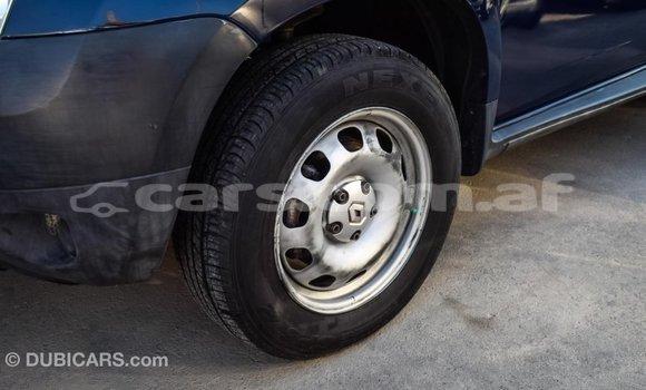 Buy Import Renault Duster Blue Car in Import - Dubai in Badakhshan