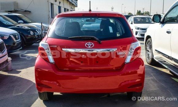 Buy Import Toyota Yaris Red Car in Import - Dubai in Badakhshan