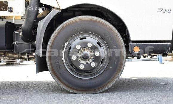 Buy Import Hino 300 Series White Truck in Import - Dubai in Badakhshan