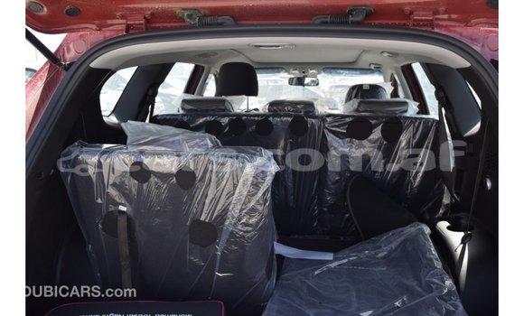 Buy Import Hyundai Santa Fe Red Car in Import - Dubai in Badakhshan