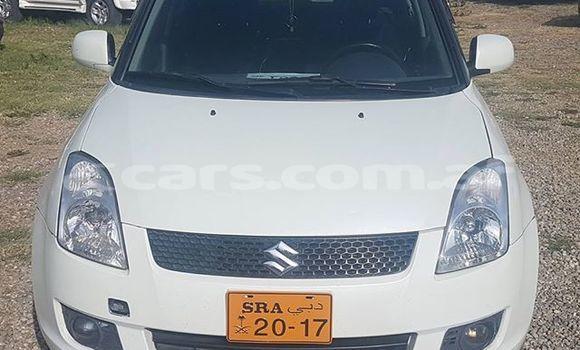 Buy Used Suzuki Swift White Car in Charikar in Parwan